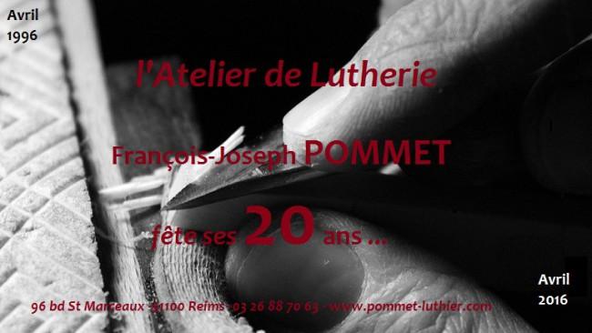 20 Ans Atelier